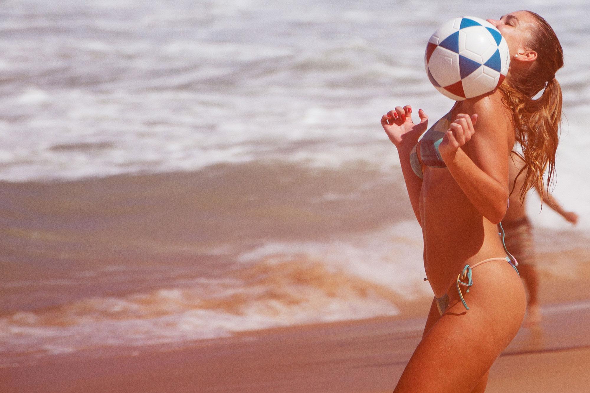 girls from ipanema beach