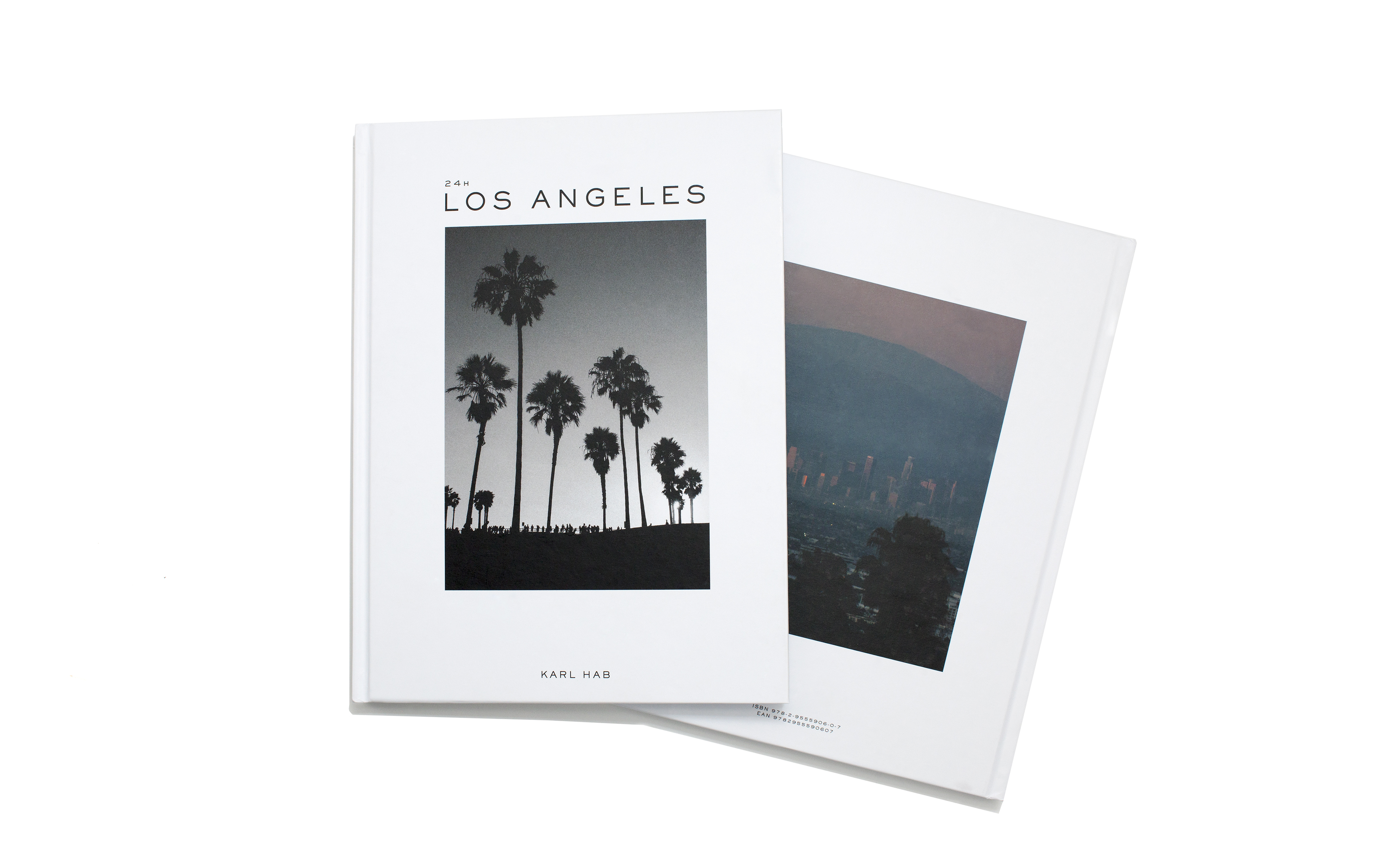 24H Los Angeles The New Art Book by Karl Hab