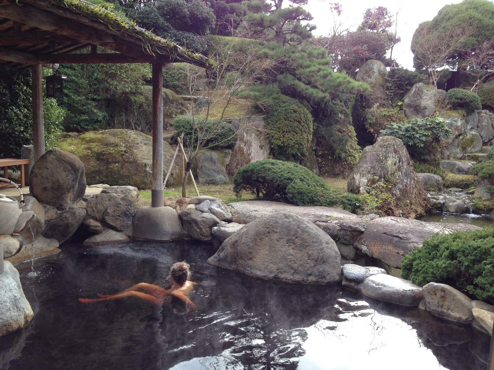 3 Ways to Bathe in Japan   Amuse
