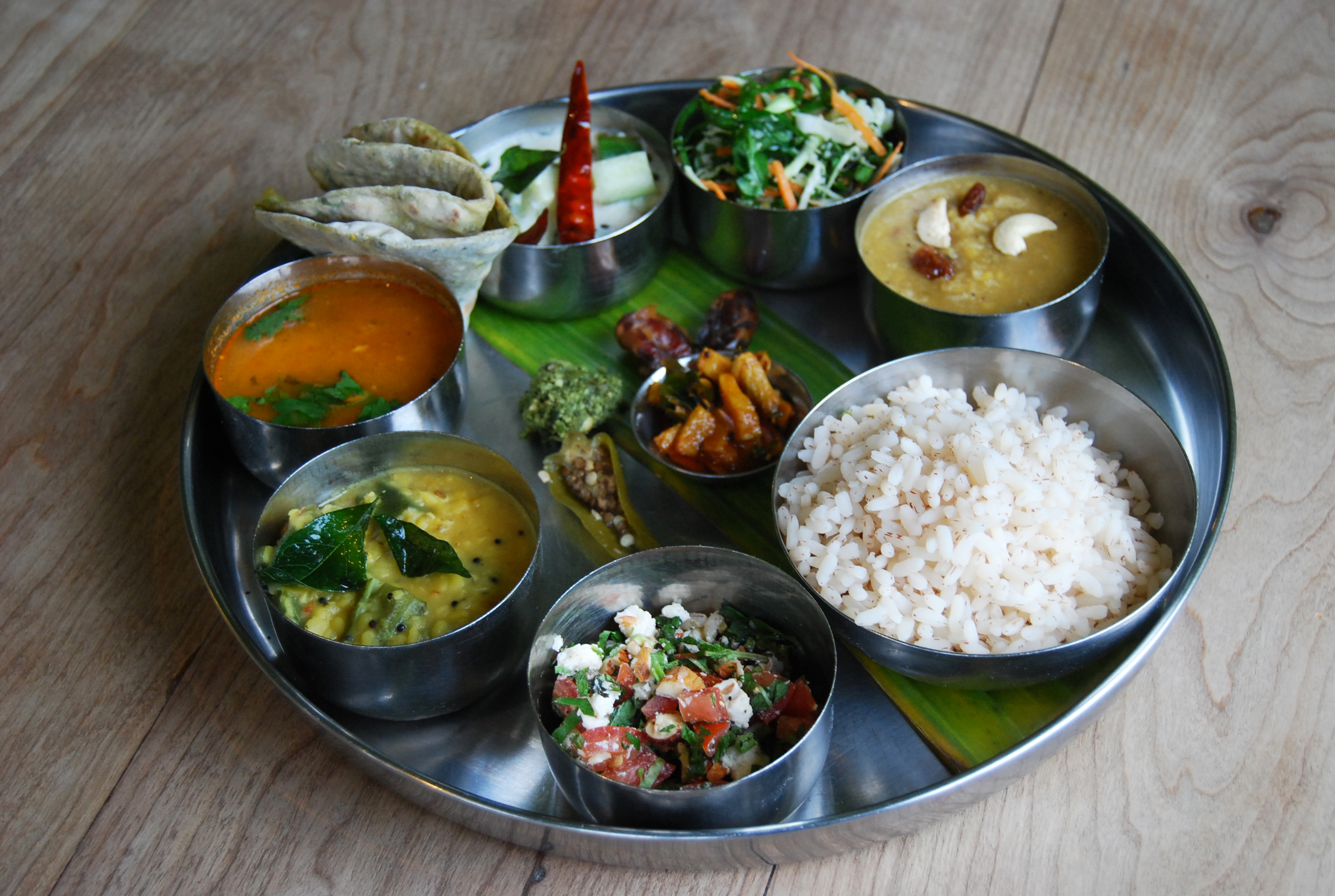 Best Thali In London Travel 2018