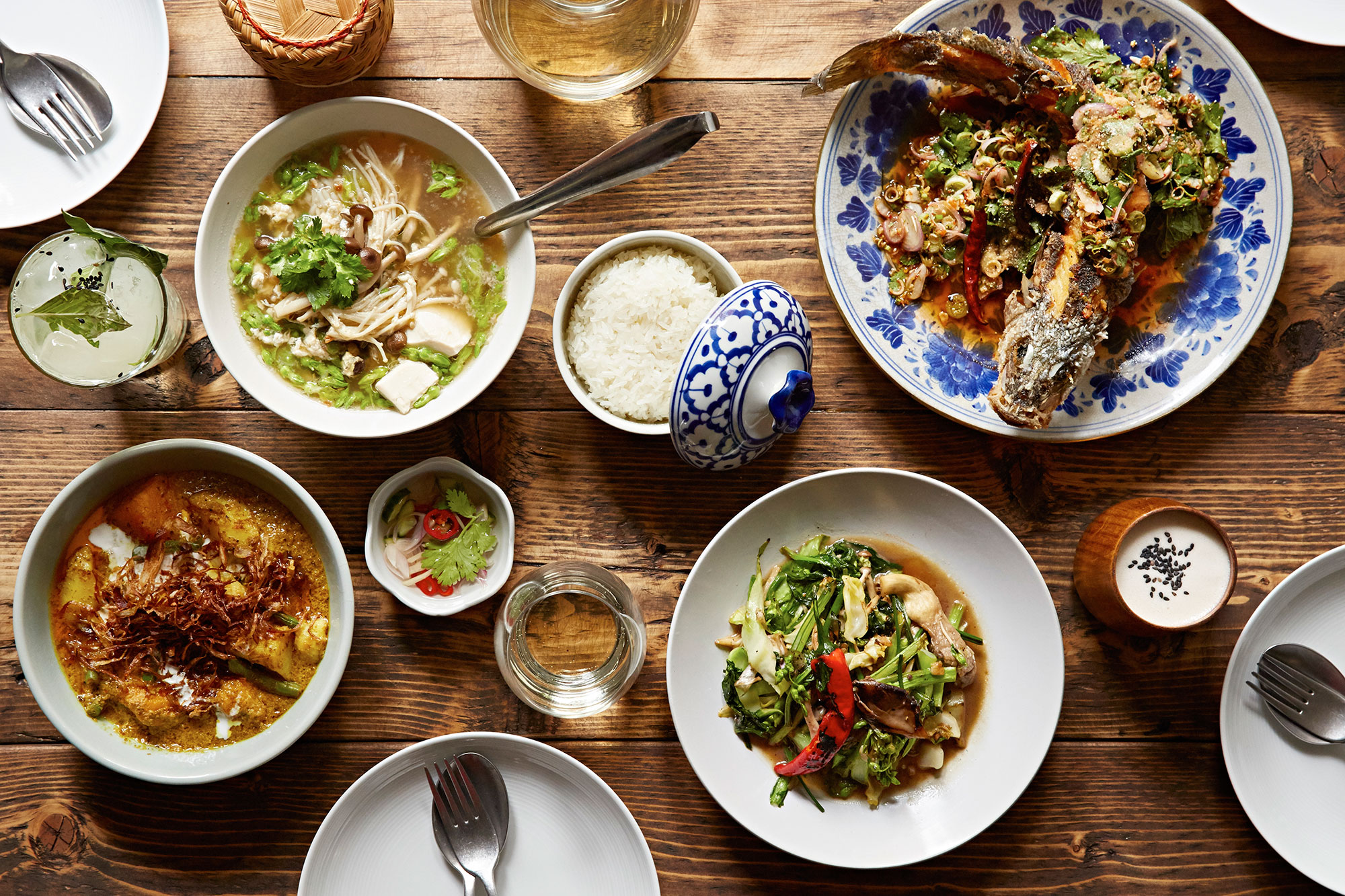 A short history of thai food amuse for Thailande cuisine