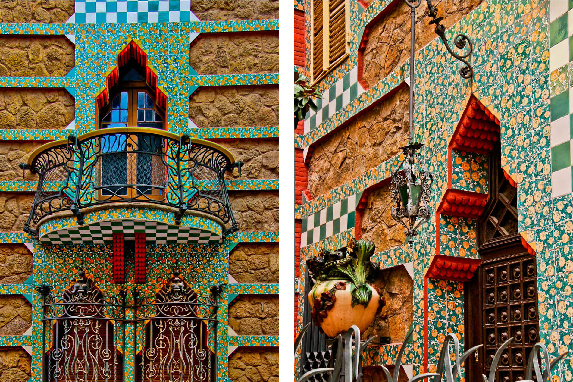 We All Dream Of A Wealthy Patron Gaudi Found His In The Form Eusebi Guell Spanish Architect Won Over By Work At 1878 Paris Worlds Fair