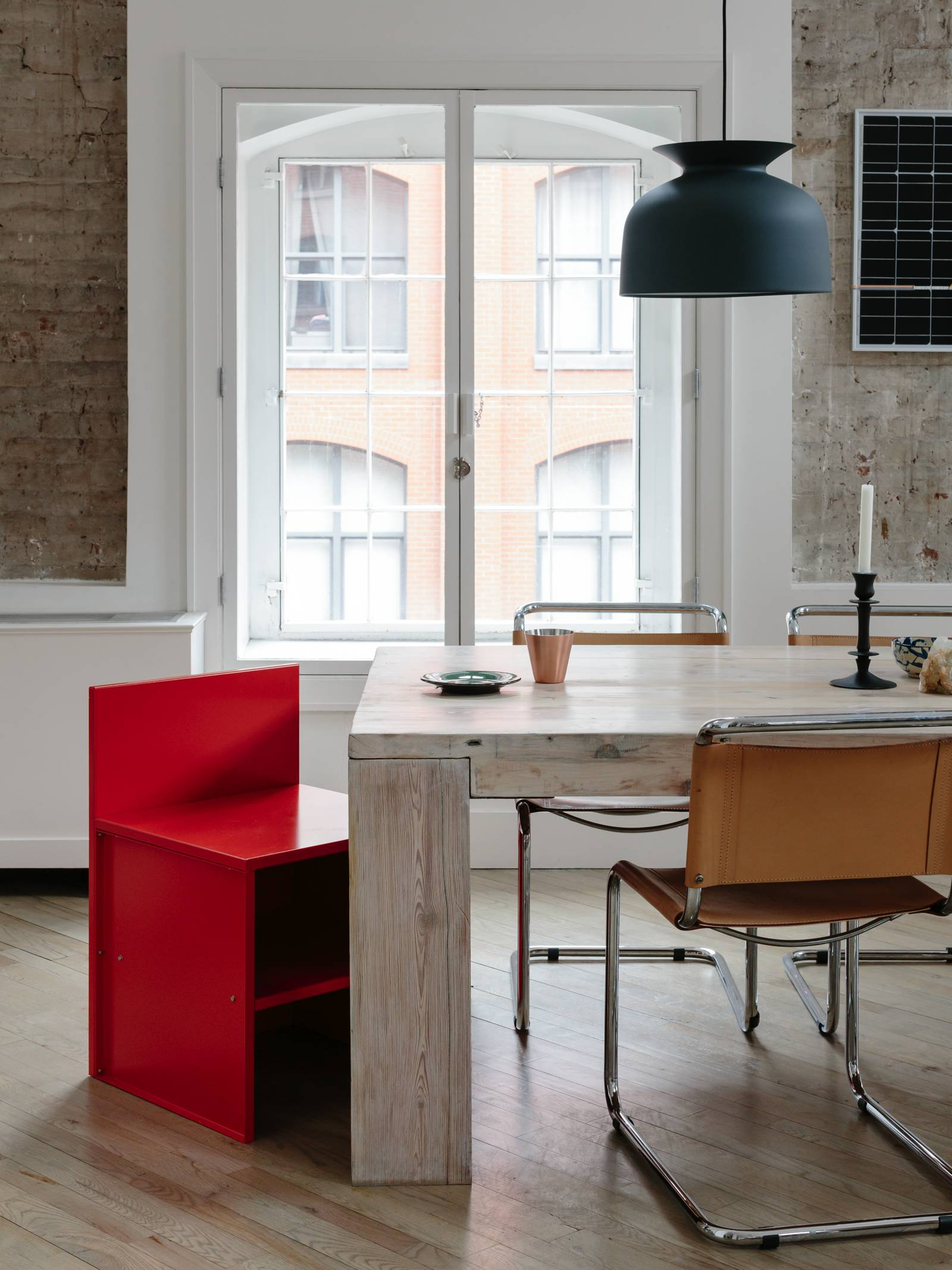 If Youu0027ve Ever Been Lucky Enough To Get Access To Artist Donald Juddu0027s  Restored Home In Soho, New York, Then Chances Are You Regularly Pine After  A Piece Of ...
