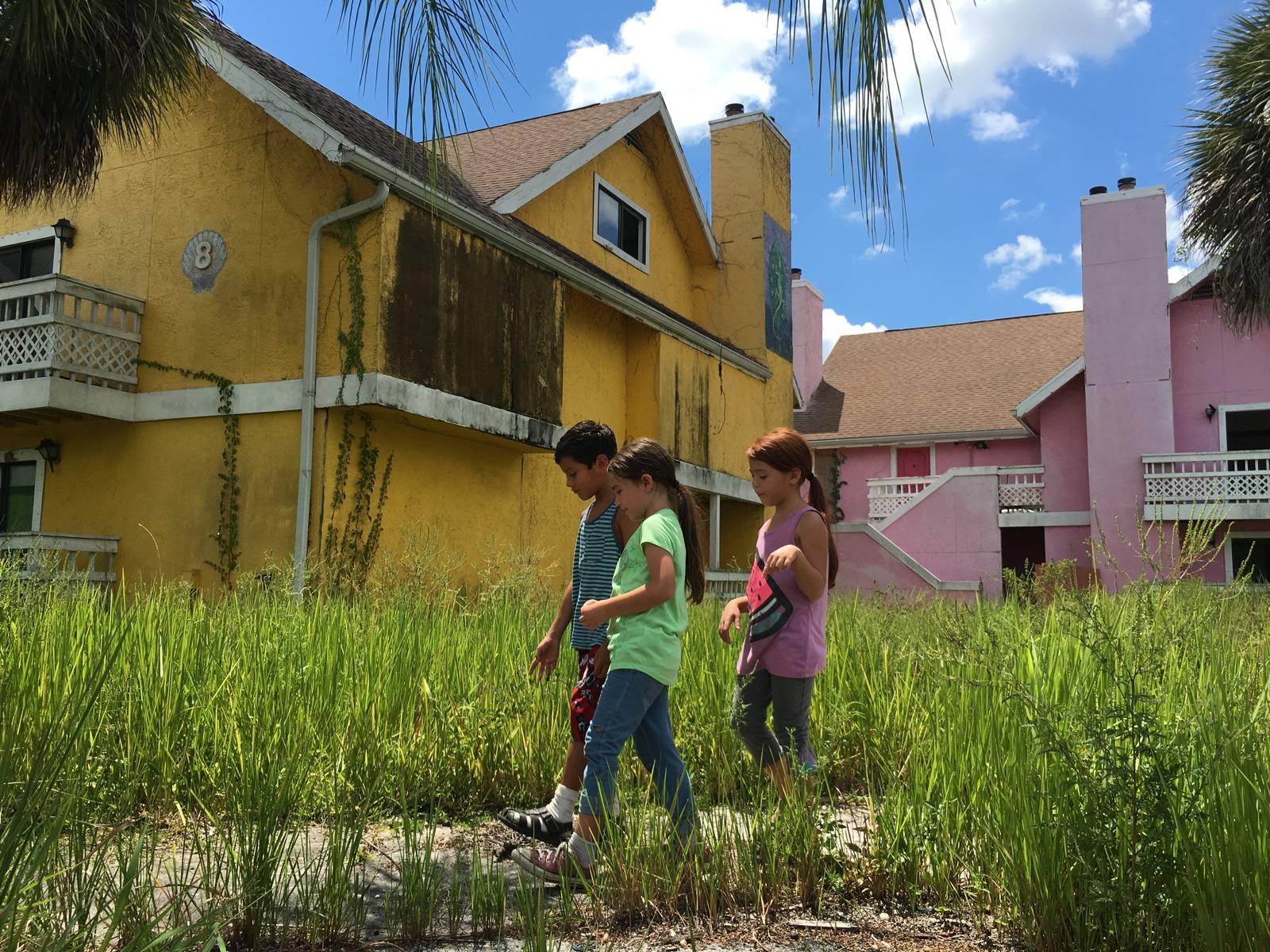 「the florida project」的圖片搜尋結果