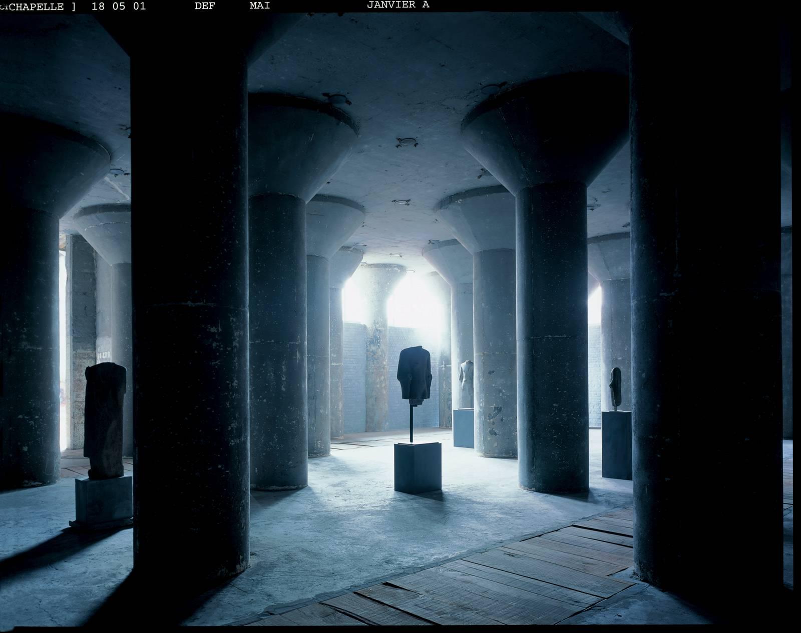 Werft einen blick in den neuen design tempel von kanyes for Innendesigner werden