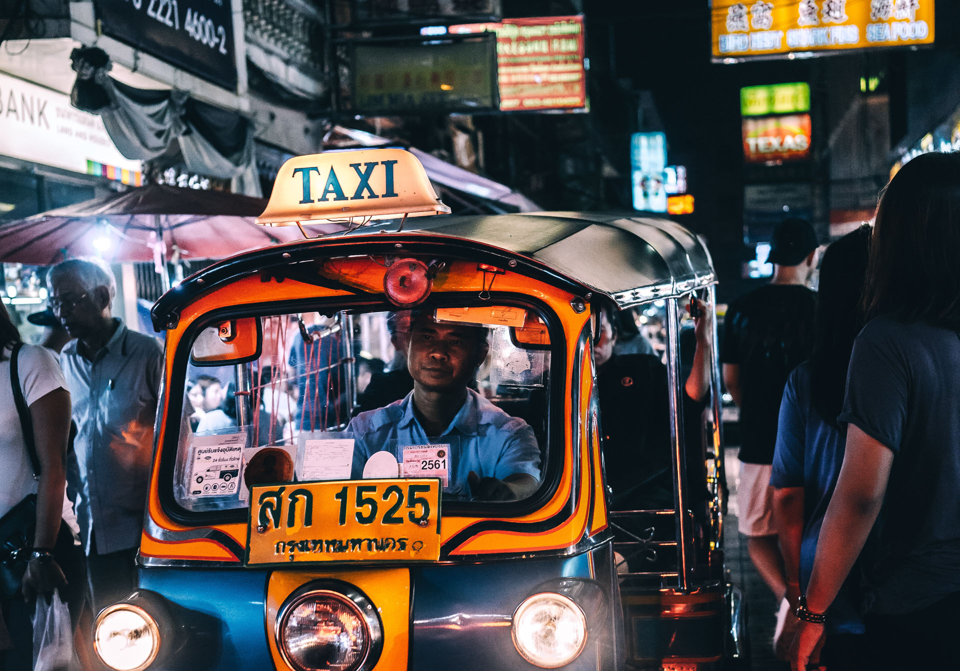 The Insider's Guide to Bangkok | Where Chefs Eat | Amuse